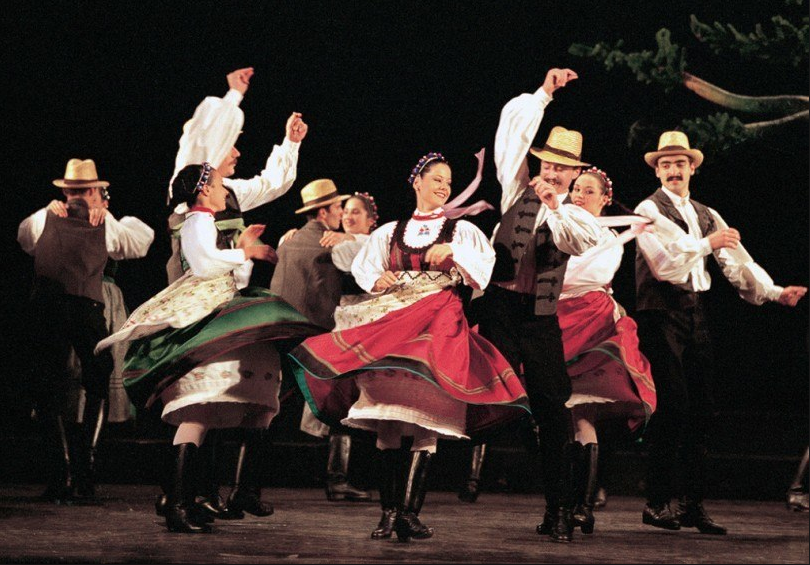 Hungarian Folk Dance – Folkdance Footnotes