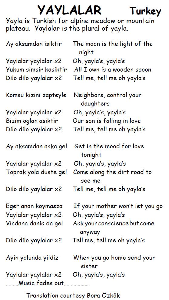 Yay lyr
