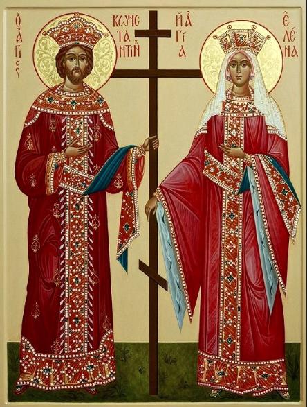 St Constantine & St Helena
