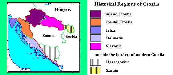 Croatia historical