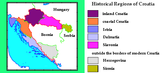 Croatia historical