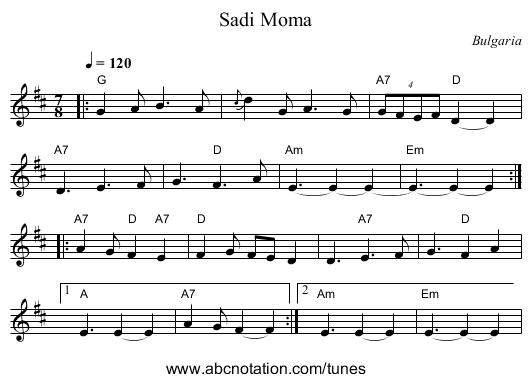 Sadi Moma SM2
