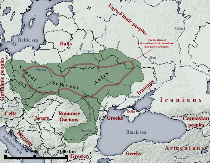 Early Slavs