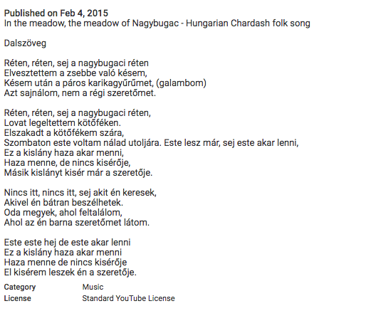 Reten Reten lyrics