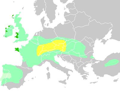 Celts In Anatolia